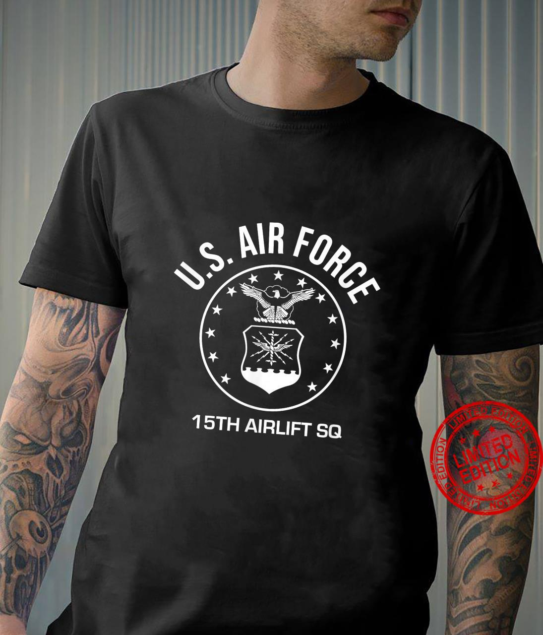 15th Airlift Squadron Shirt